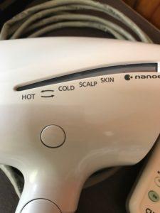 EH-NA98 ドライヤー パナソニック ナノケア モード ホット コールド スカルプ